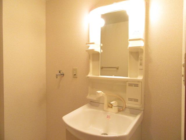 バン フーユ 203号室の洗面所