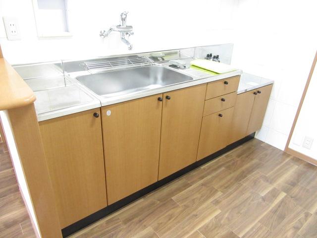 バン フーユ 203号室のキッチン