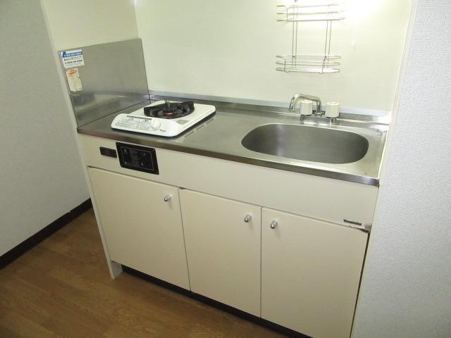 ウエストコート 305号室のキッチン