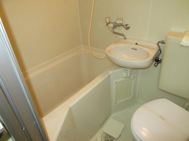 ウエストコート 305号室の風呂