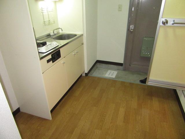 ウエストコート 305号室の居室
