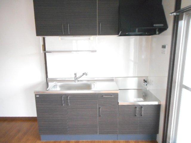 武藤ハイツⅠ 205号室のキッチン
