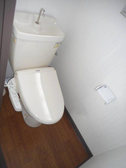 武藤ハイツⅠ 205号室のトイレ