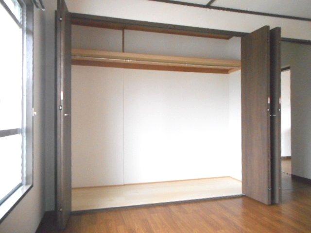 武藤ハイツⅠ 205号室の収納