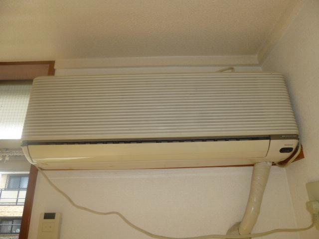 ワンステップ保木間 201号室の設備