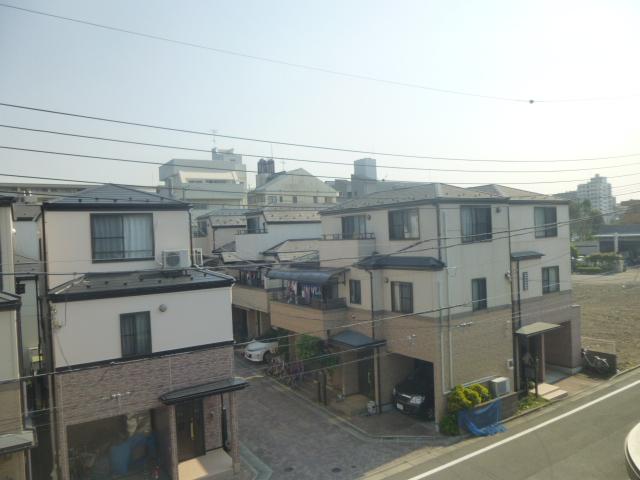 モアグレース竹ノ塚 302号室の景色
