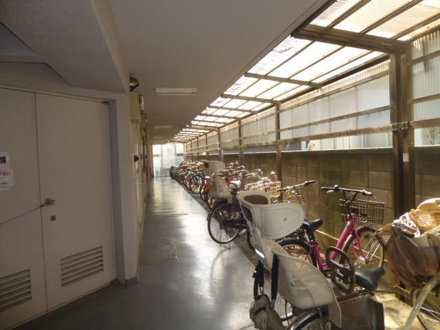 モアグレース竹ノ塚 302号室のその他共有