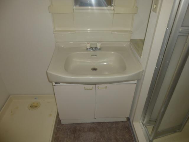 モアグレース竹ノ塚 302号室の洗面所