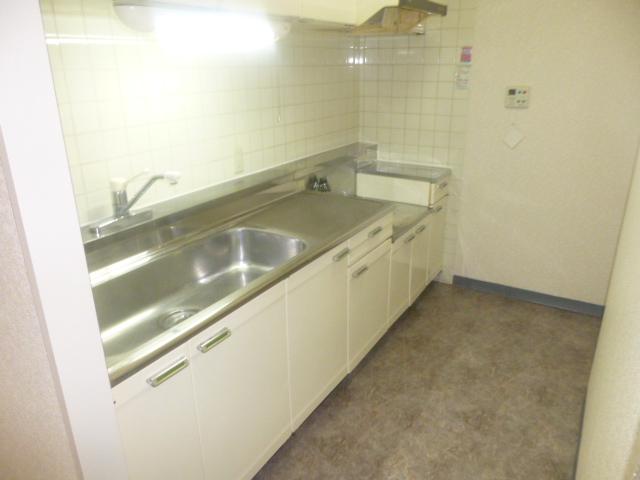 モアグレース竹ノ塚 302号室のキッチン