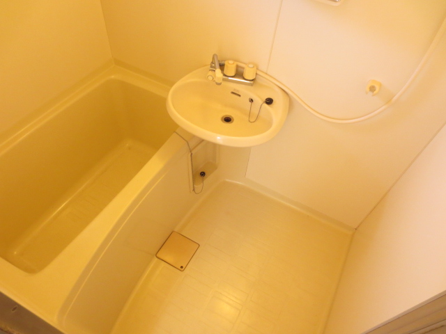 KⅢアパート 203号室の風呂