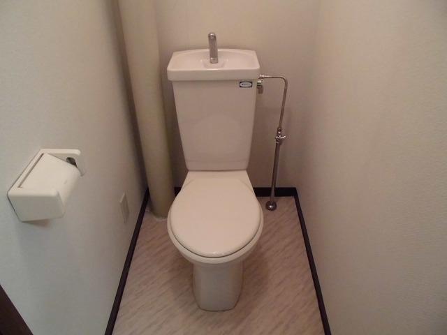 カーサ・パルマ 101号室のトイレ