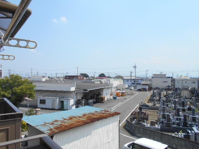コ・クーン2宮子 202号室の景色