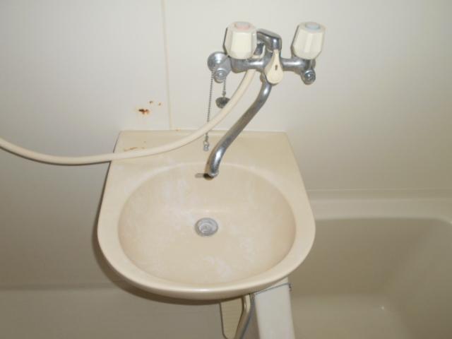 コ・クーン2宮子 202号室の洗面所