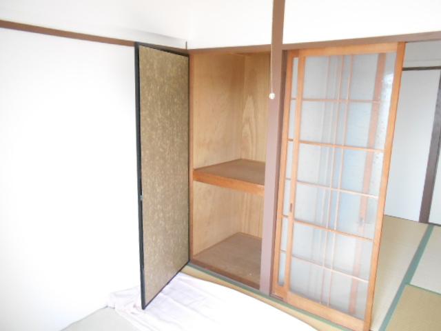 福王子マンション 303号室の収納