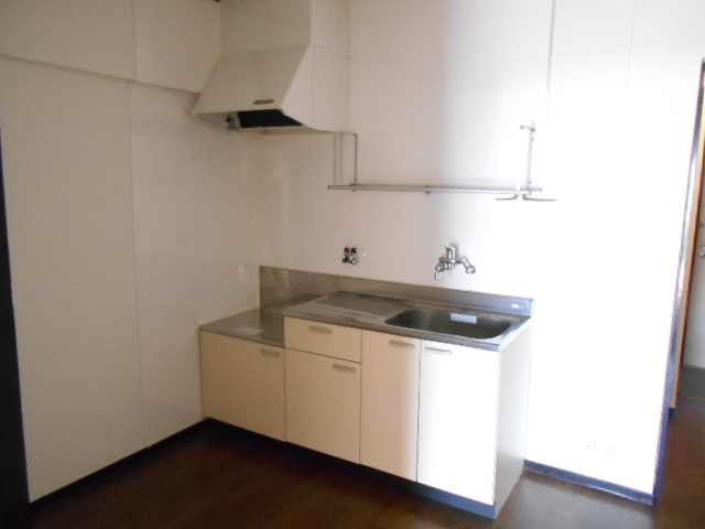 福王子マンション 303号室のキッチン