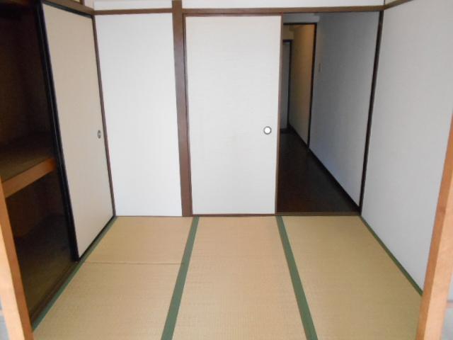 福王子マンション 303号室の居室