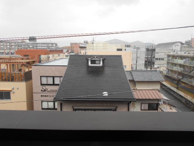 ル・松尾 402号室の景色
