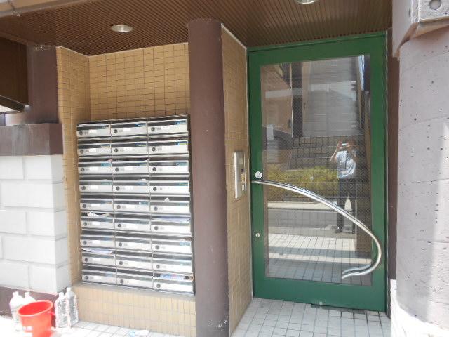 パラドール円町 207号室のセキュリティ