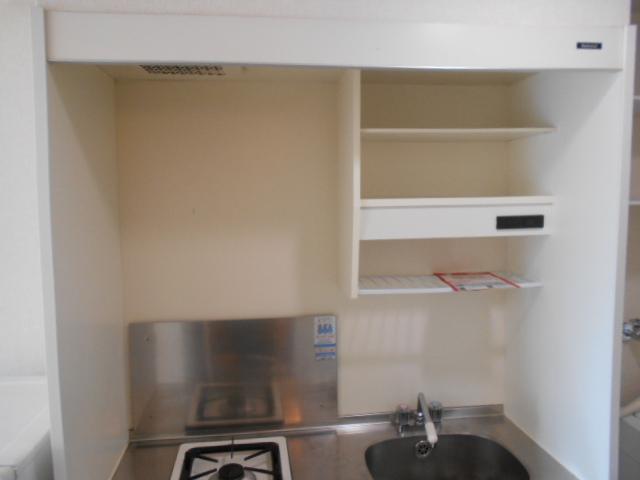 パラドール円町 207号室のキッチン