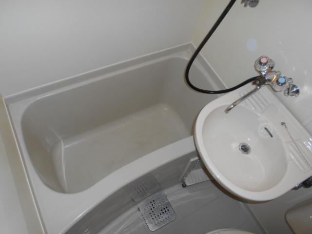 パラドール円町 207号室の風呂