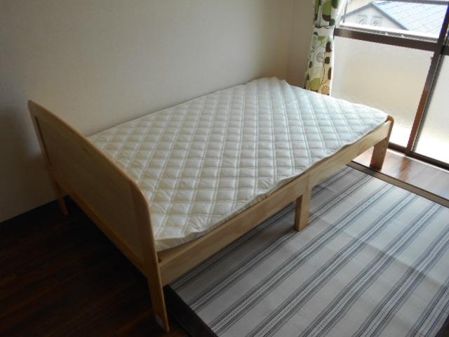 パラドール円町 207号室の居室
