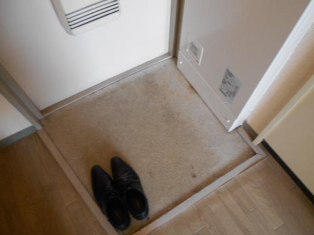 サンフローラ 501号室の玄関