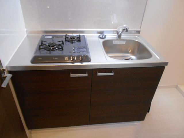 ASフラッティ葛野 201号室のキッチン