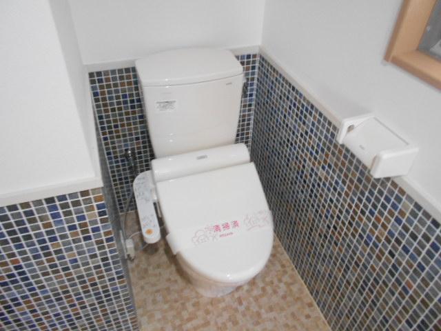 ドーリアNEXT花園 3-C号室のトイレ