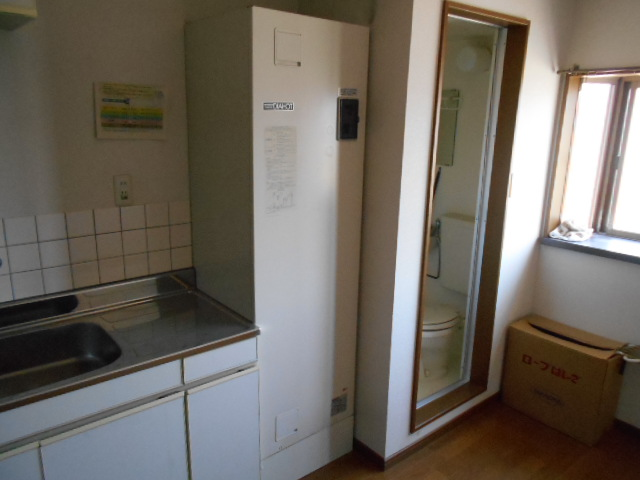 ハイツM A号室の設備