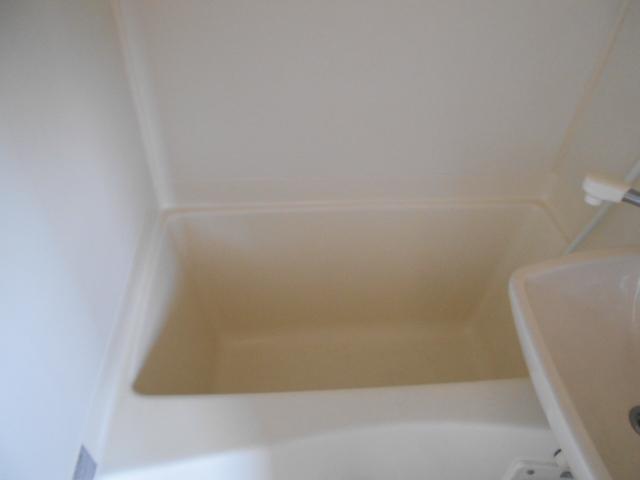 ハイツM A号室の風呂