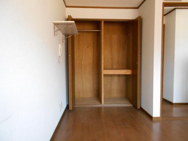 ハイツM A号室の収納