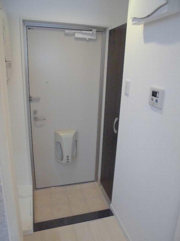Esperanza M's 403号室の玄関
