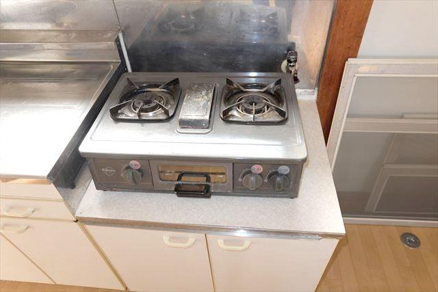 南飯田貸家のキッチン