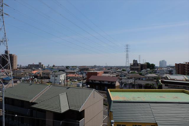 安武マンション駅東 501号室の景色