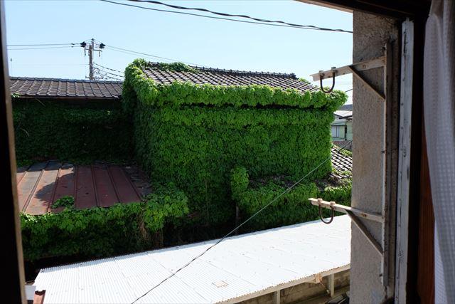 睦荘 2号室の景色
