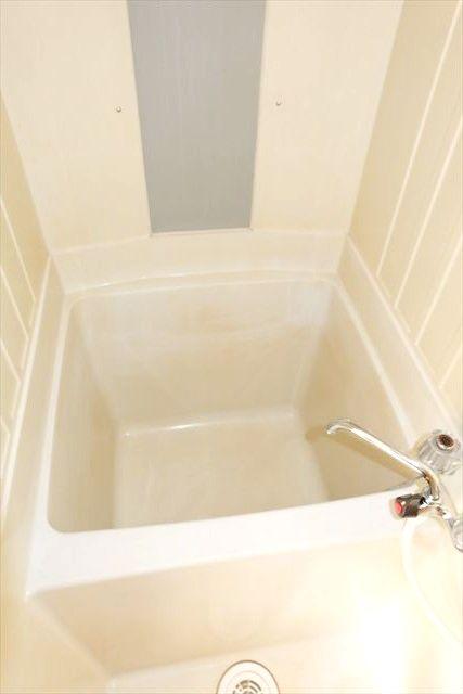 睦荘 2号室の風呂