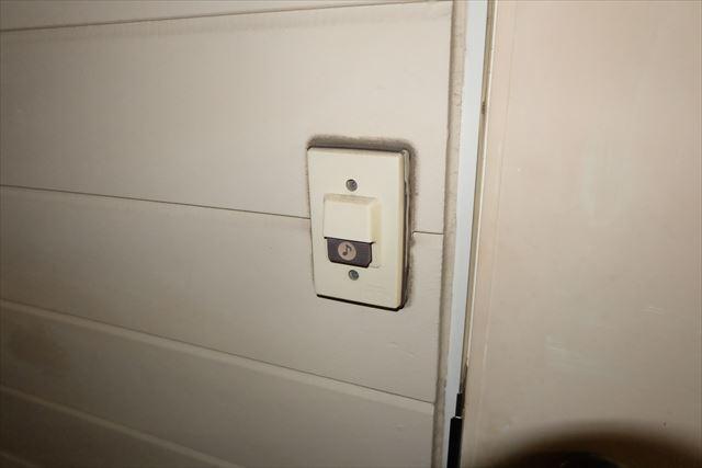 シティーペンション片柳 204号室のセキュリティ