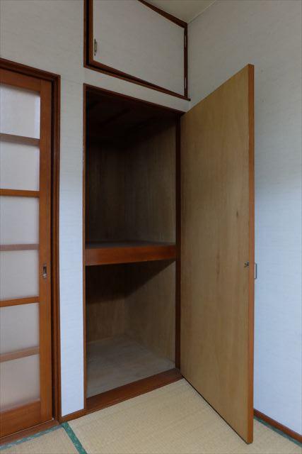 シティーペンション片柳 204号室の収納