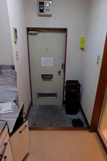 シティーペンション片柳 204号室の玄関