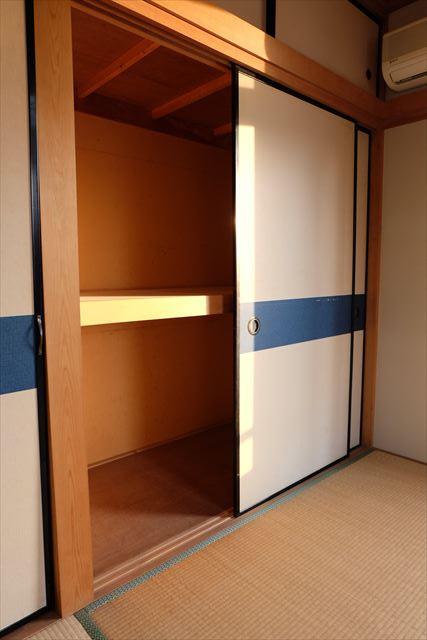 ロイヤルパレスⅡ 101号室の収納