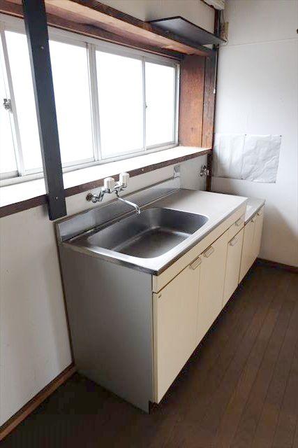 ヤマジ貸家39号棟のキッチン