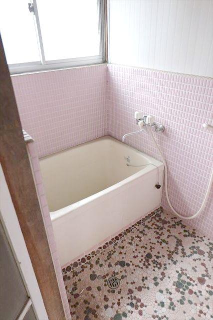 ヤマジ貸家39号棟の風呂