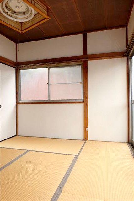 安井アパート 2号室の居室
