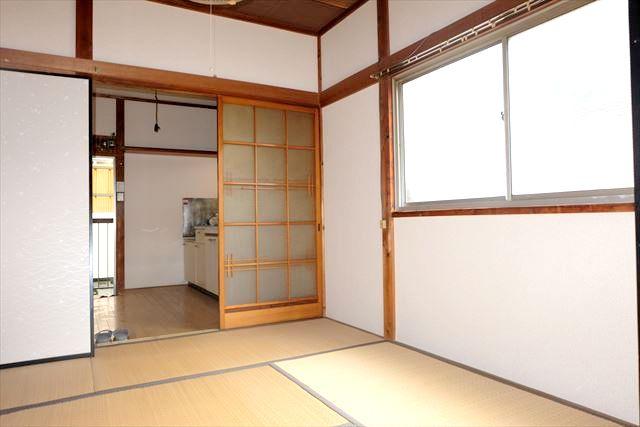 安井アパート 2号室のその他