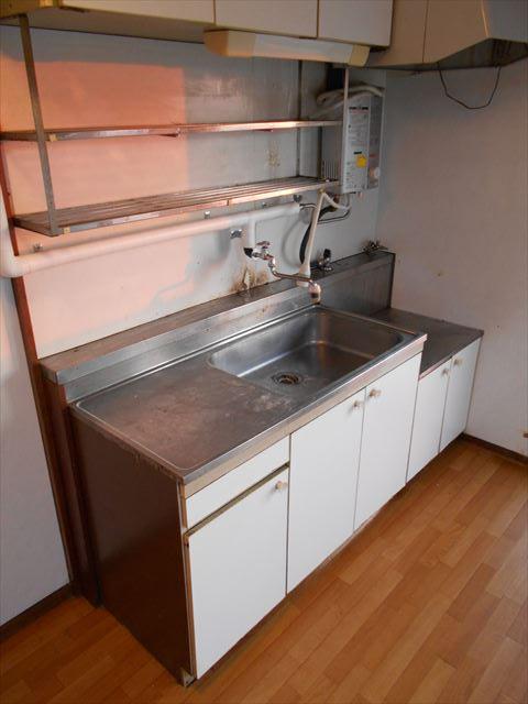 小山ハイコーポ 133号室のキッチン