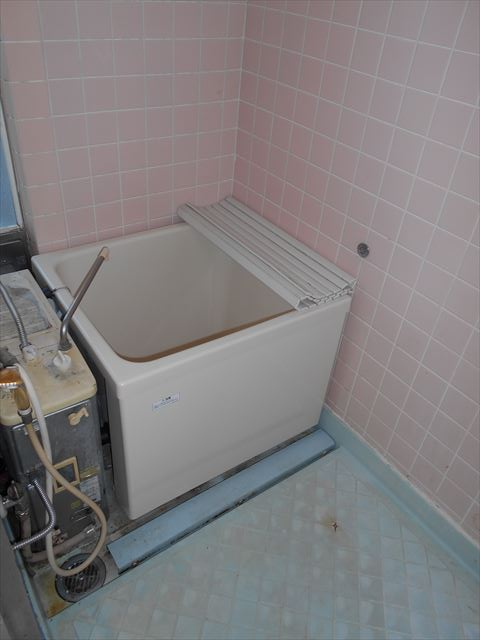 小山ハイコーポ 133号室の風呂