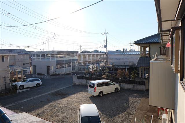 舘野コーポ 105号室の景色