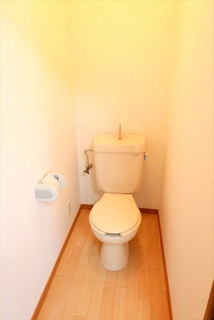 舘野コーポ 105号室のトイレ