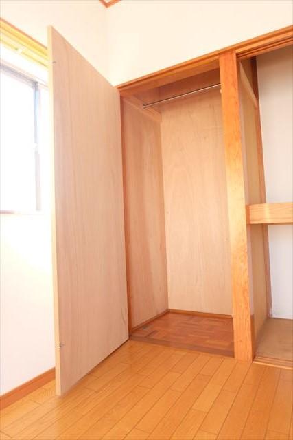 舘野コーポ 105号室の収納