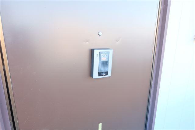 舘野コーポ 105号室のセキュリティ